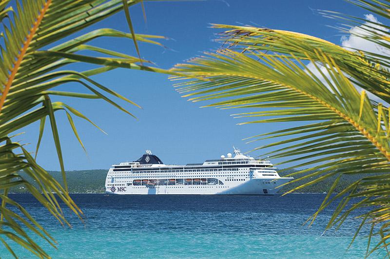 Новый год на Карибах на роскошном лайнере MSC Opera!  Куба - Ямайка - Каймановы о-ва - Мексика!