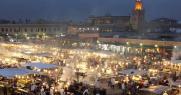 От Имперските столици до Сахара и Андалусия - Април, Мароко