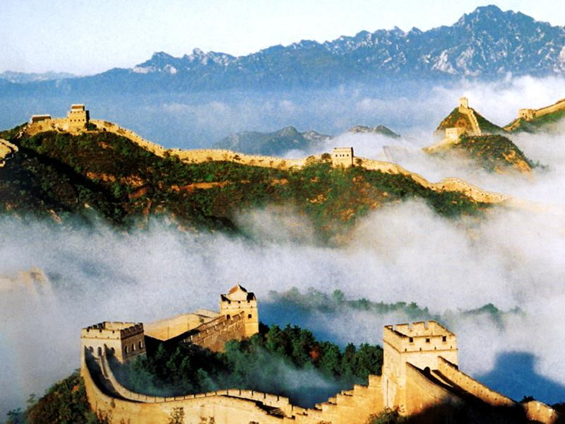 Фантазия в Китай - Пекин и Шанхай, Китай