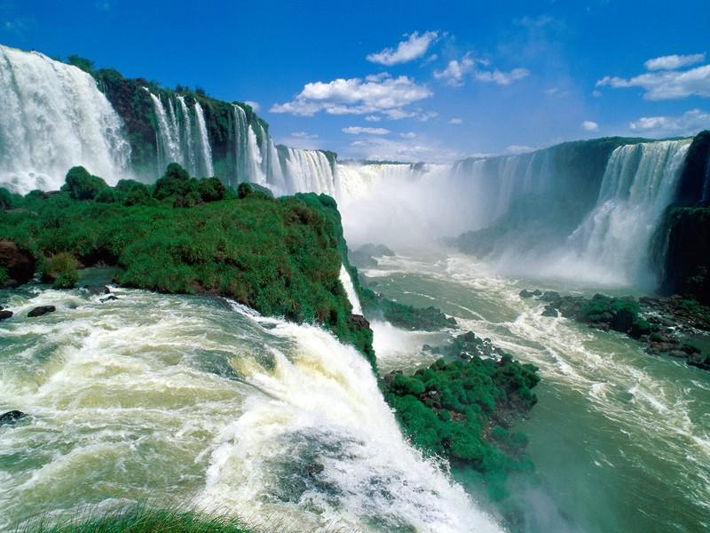 Екскурзия до Бразилия и Аржентина 2017, Аржентина, Бразилия и Чили