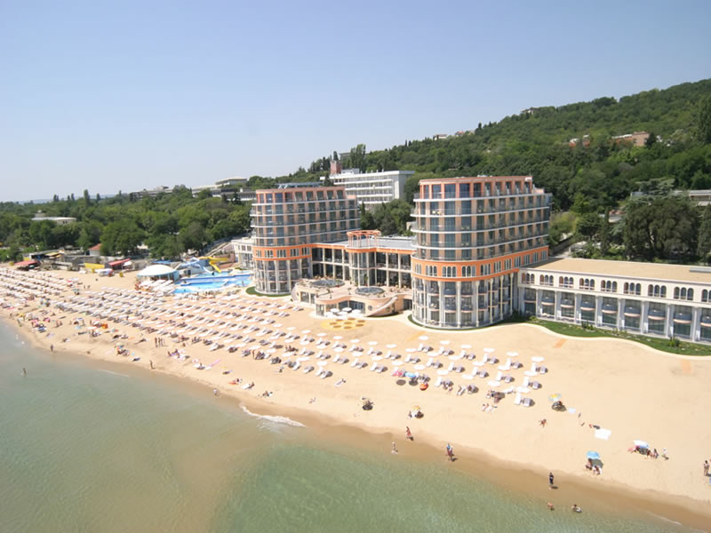 Bulgarian Sea Resorts