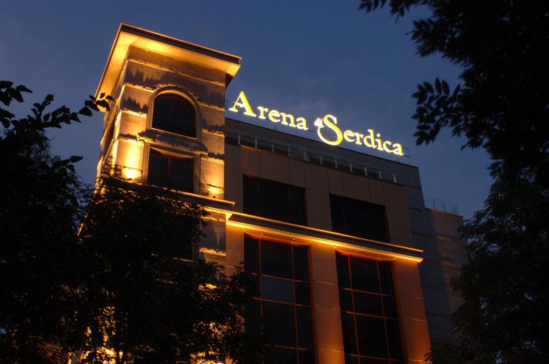 Arena di Serdica Hotel, Sofia
