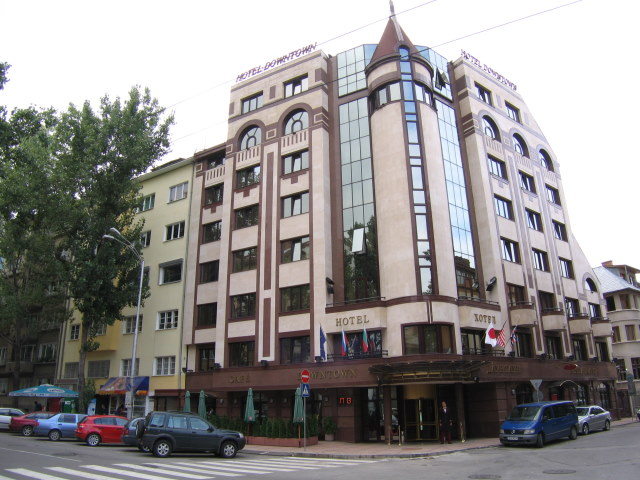 Downtown Hotel, Sofia