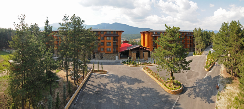 Maxi Park Hotel and SPA, Velingrad