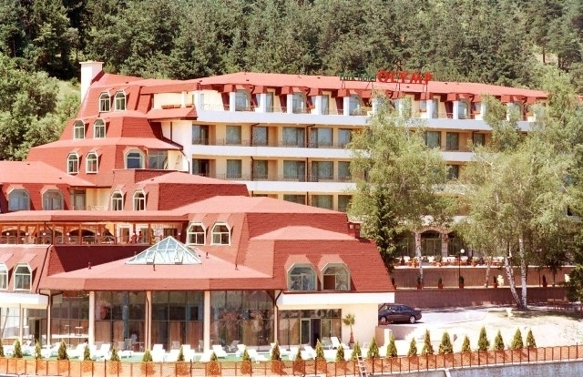 Olymp Hotel, Velingrad