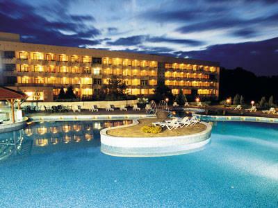 Augusta SPA Hotel, Hissar