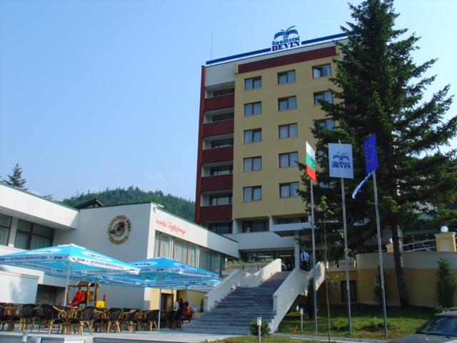 Spa Hotel Devin, Devin