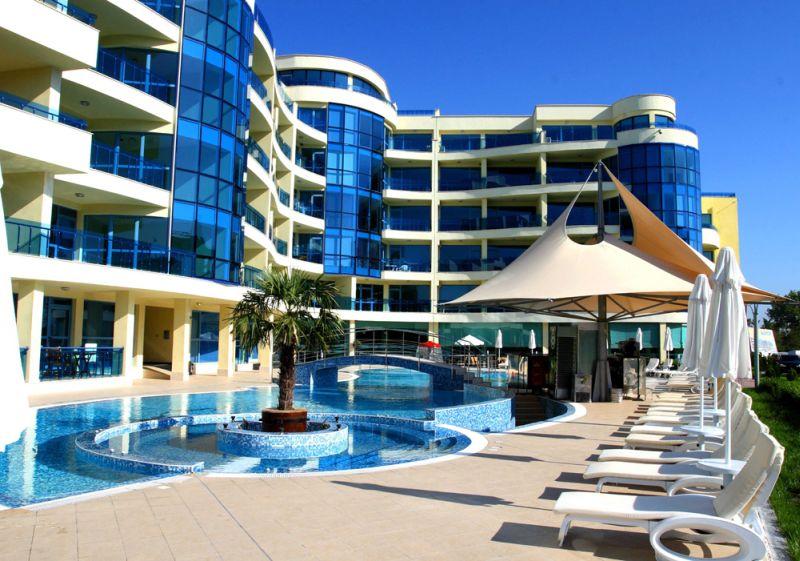 Marina Holiday Club Hotel, Pomorie