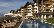 Kempinski Grand Arena Hotel, Bansko Ski Resort