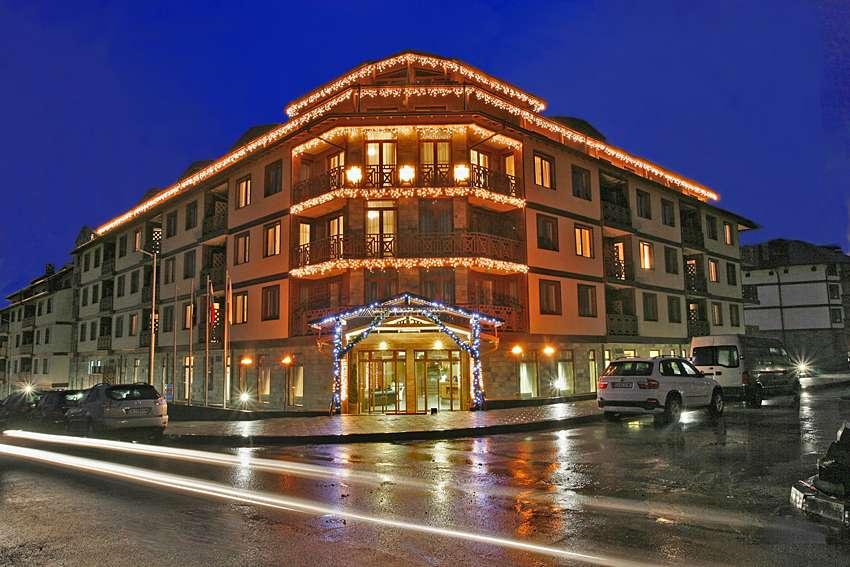 Vihren Palace Hotel, Bansko Ski Resort
