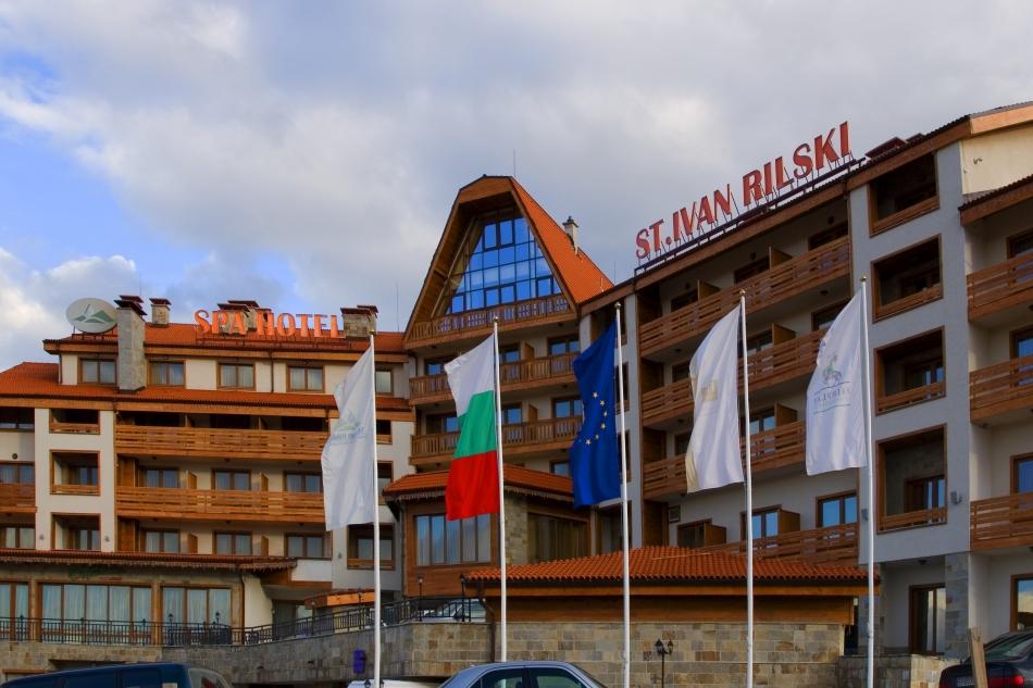 St Ivan Rilski SPA and Apartments, Bansko Ski Resort