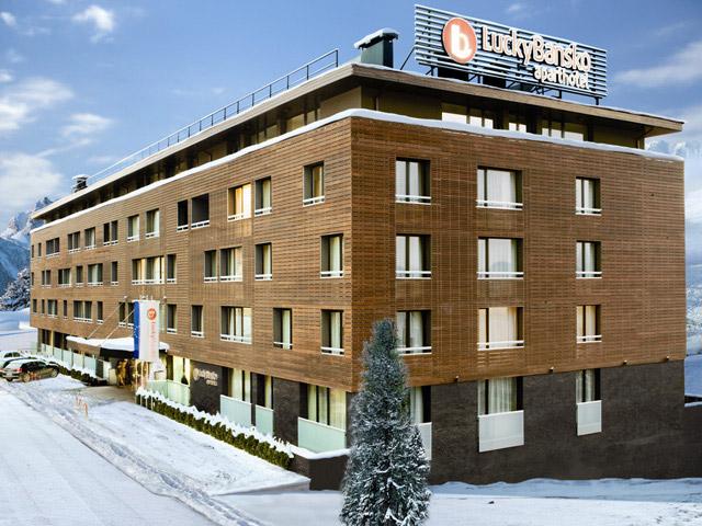 Lucky Bansko Aparthotel, Bansko Ski Resort
