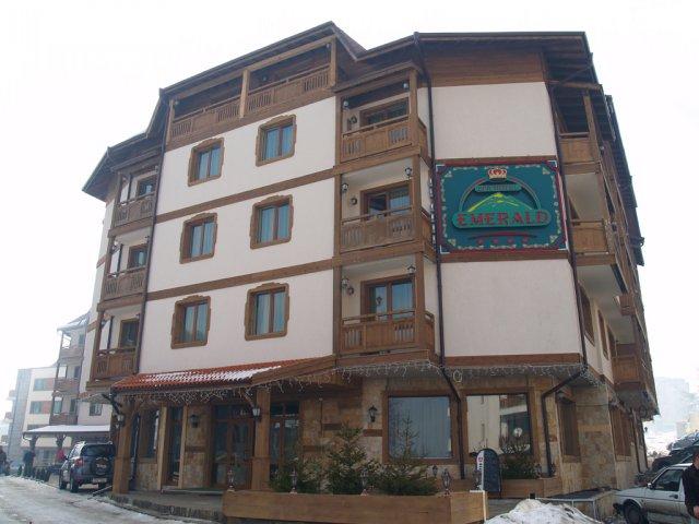 SPA Hotel Emerald, Bansko Ski Resort