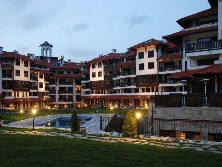 Royal Towers Apart Hotel, Bansko Ski Resort