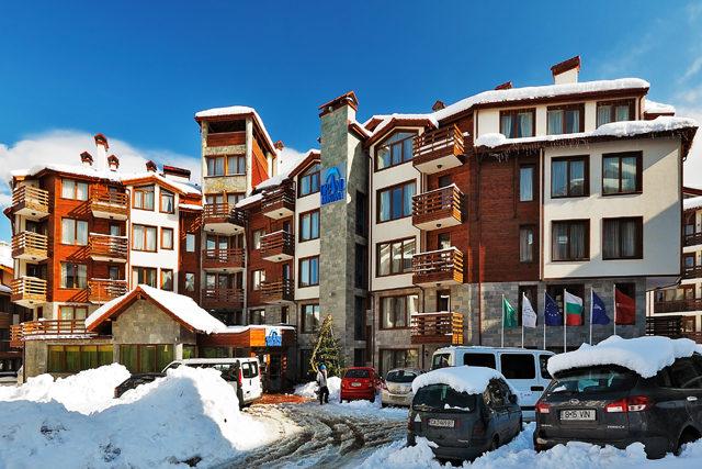 Grand Montana Hotel, Bansko Ski Resort