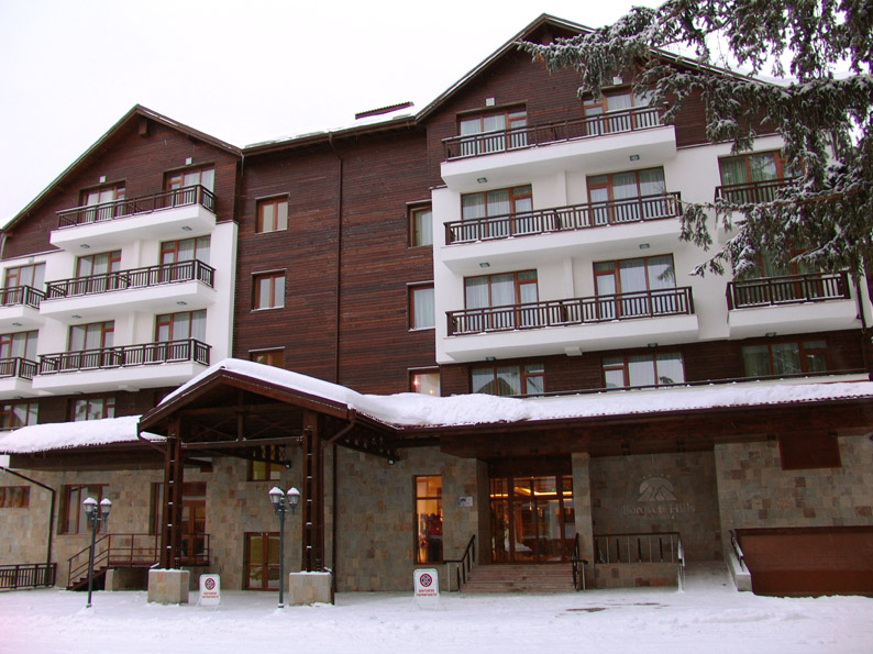 Borovets Hills Hotel and SPA, Borovets Ski Resort