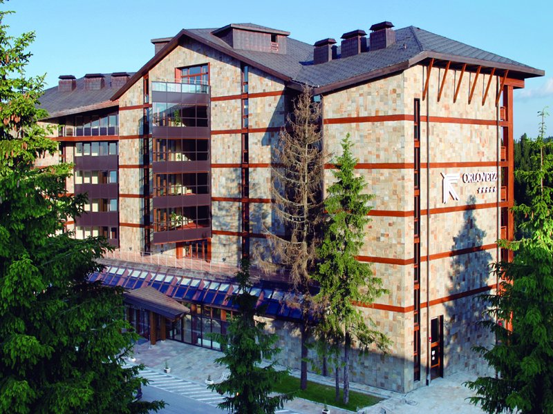 Orlovets Hotel, Pamporovo Ski Resort