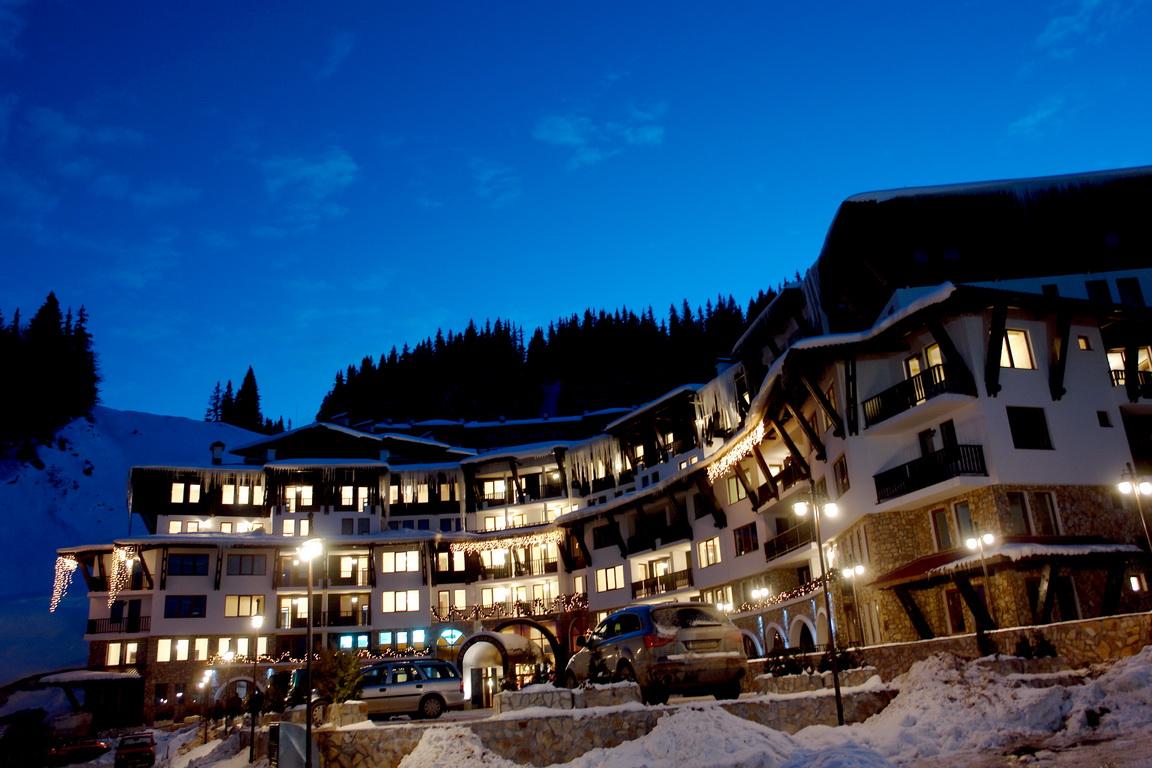 Grand Monastery Hotel, Pamporovo Ski Resort