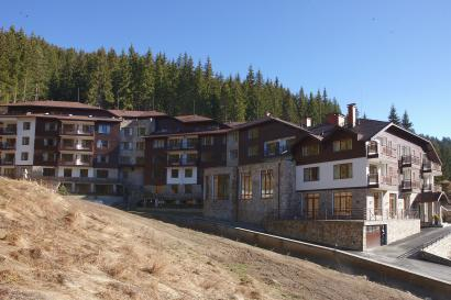 Stream Resort Hotel, Pamporovo Ski Resort