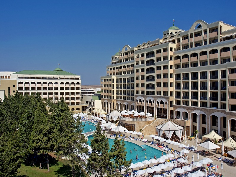 Sol Nessebar Palace Hotel, Nessebar Resort