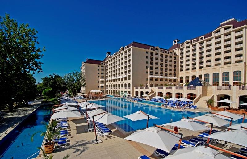 Melia Grand Hermitage Hotel, Golden Sands Resort