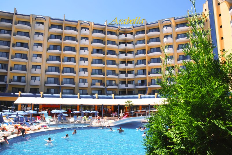 Grifid Arabella Hotel, Golden Sands Resort