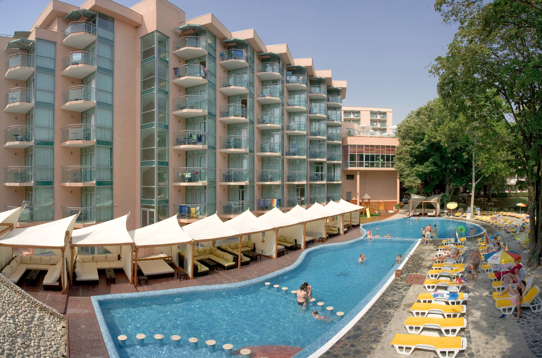 Mimosa Hotel and SPA, Golden Sands Resort