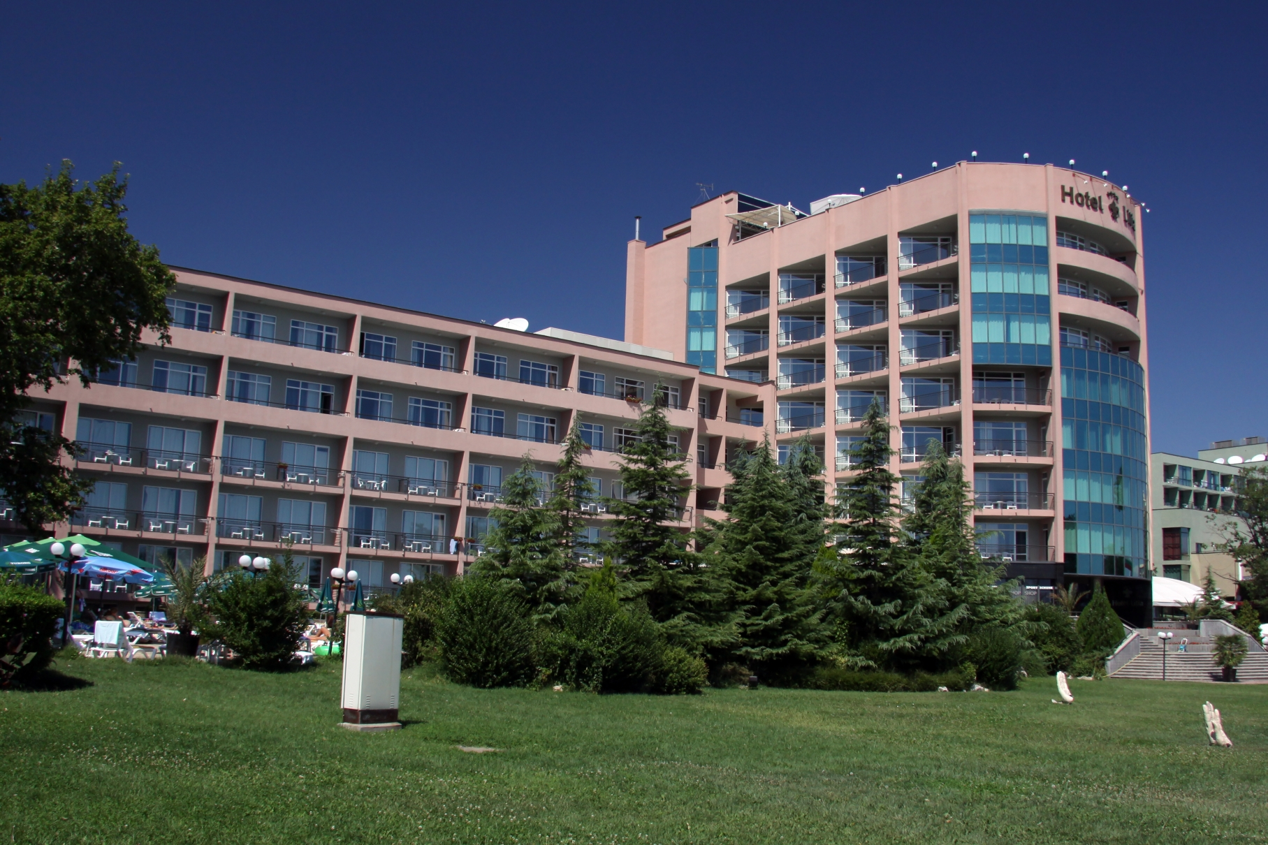 Lilia Hotel, Golden Sands Resort