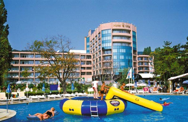 hotell golden sands