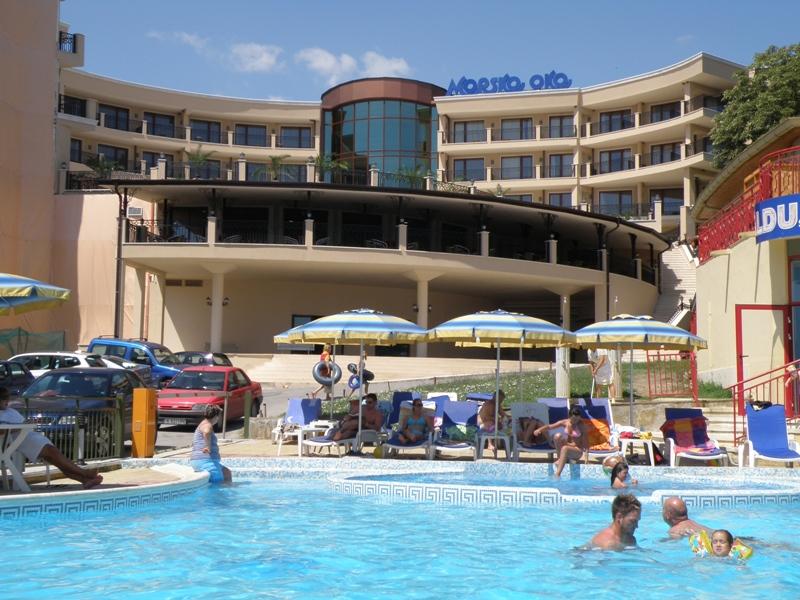 Morsko Oko Garden Hotel, Golden Sands Resort