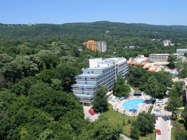 Perla Hotel, Golden Sands Resort