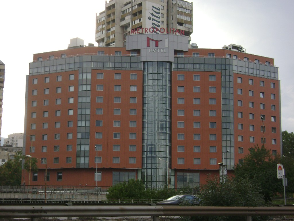 Metropolitan Hotel Sofia, Sofia