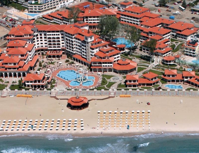 Royal Palace Helena Park Hotel, Sunny Beach Resort