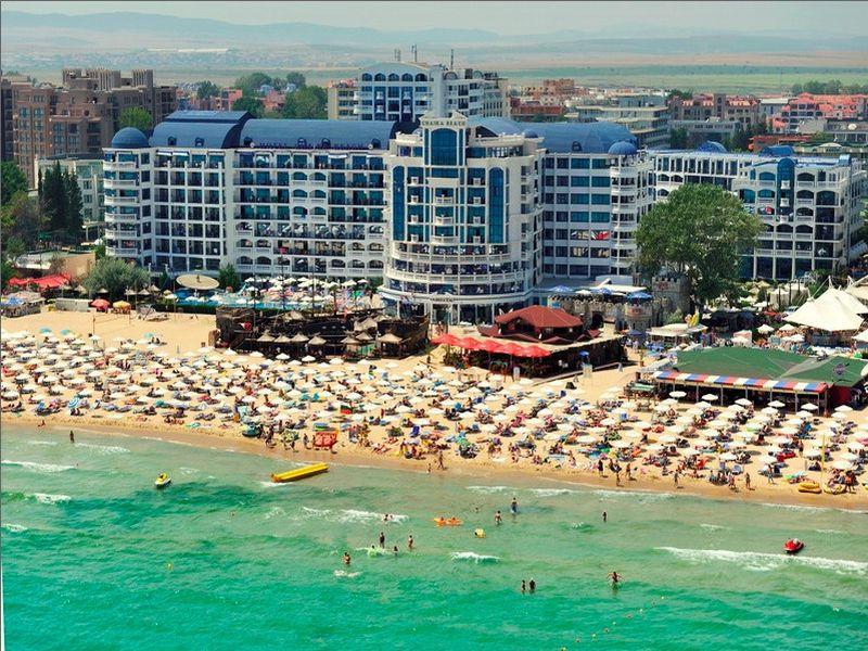Hotel Chaika Beach Complex, Sunny Beach Resort
