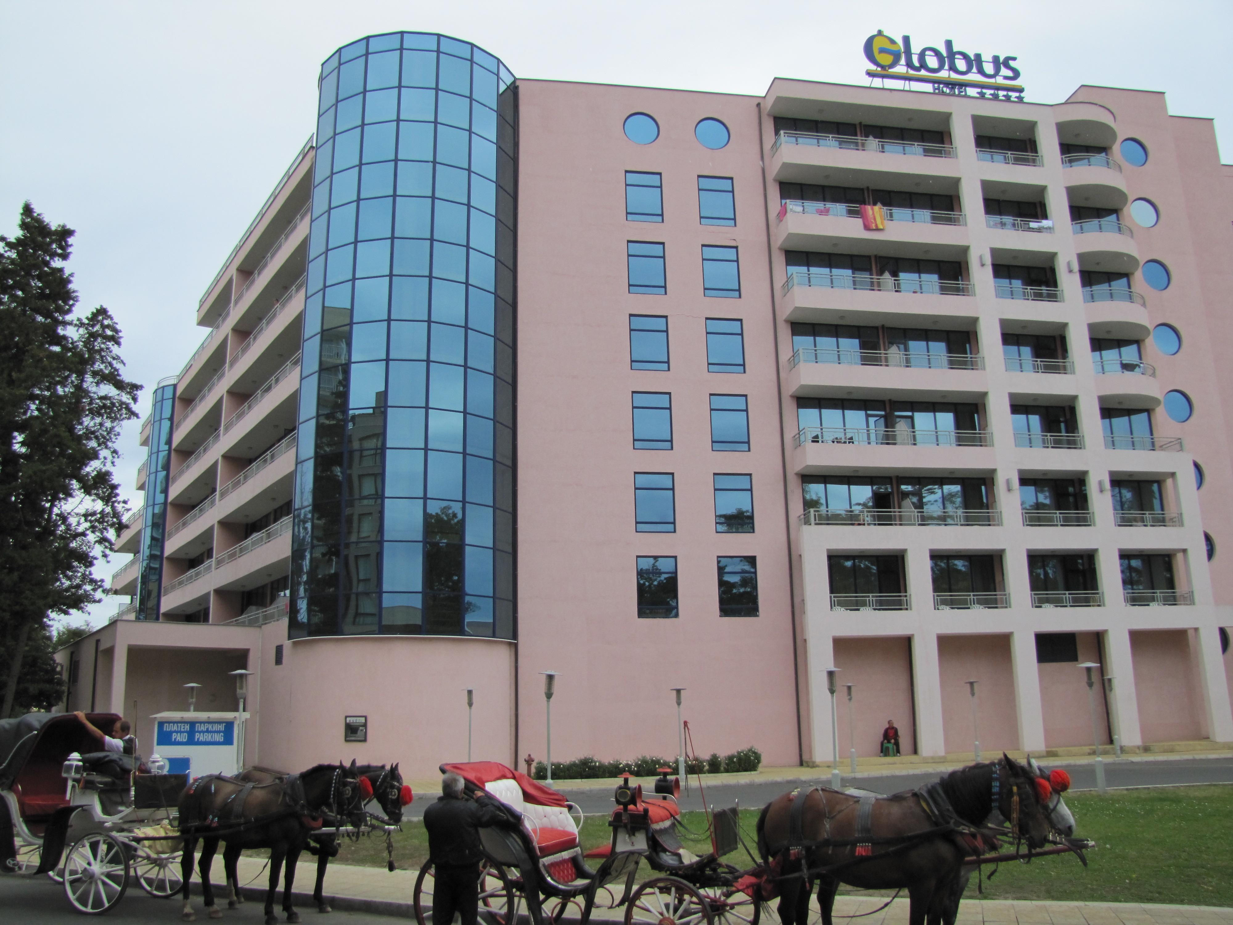Globus Hotel, Sunny Beach Resort