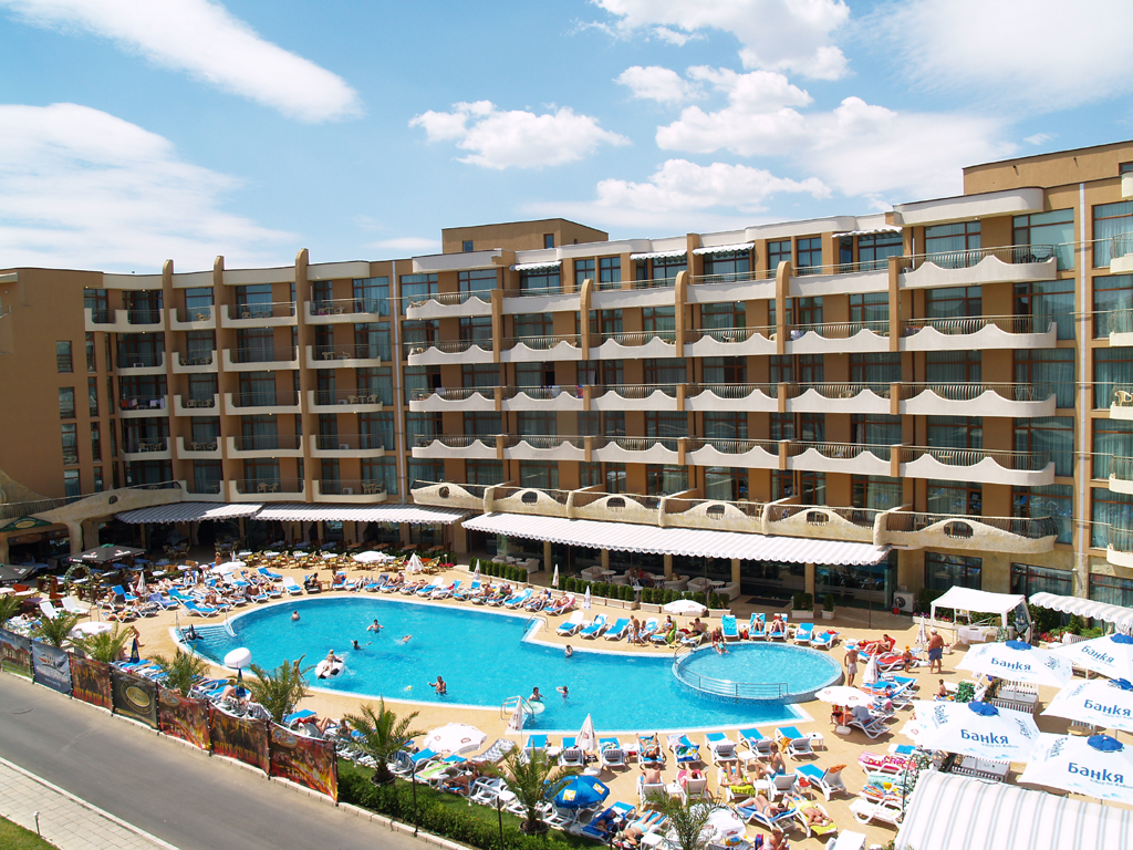 Grenada Aparthotel, Sunny Beach Resort