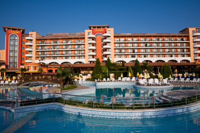 Hrizantema Hotel, Sunny Beach Resort