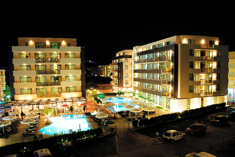 Lion Hotel Sunny Beach, Sunny Beach Resort