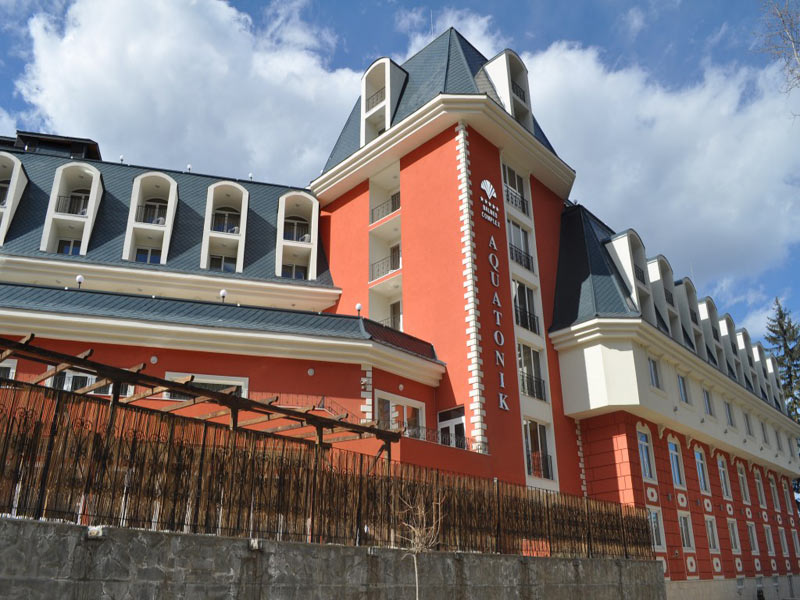 Aquatonik Hotel, Velingrad