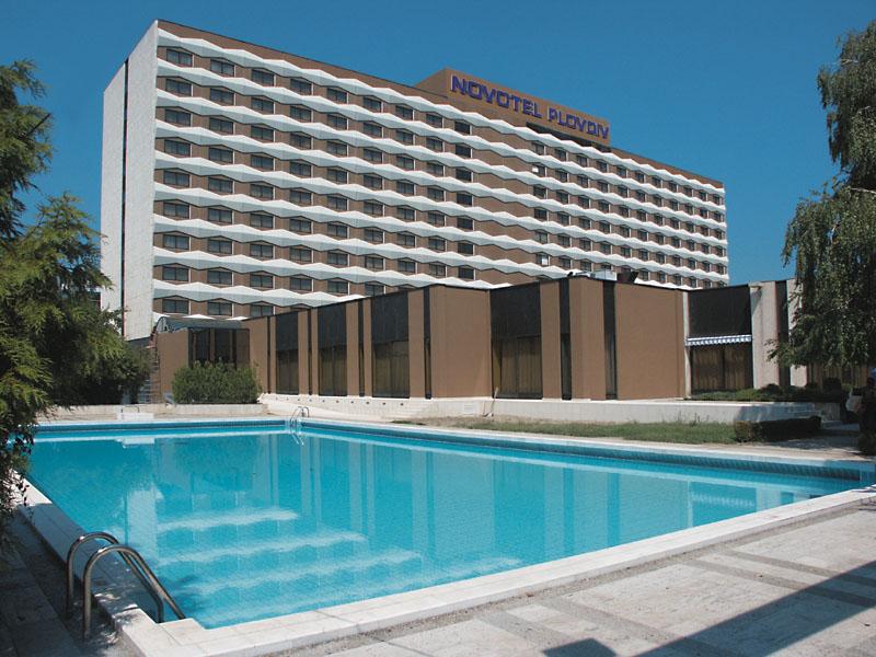 Novotel Plovdiv Hotel, Plovdiv