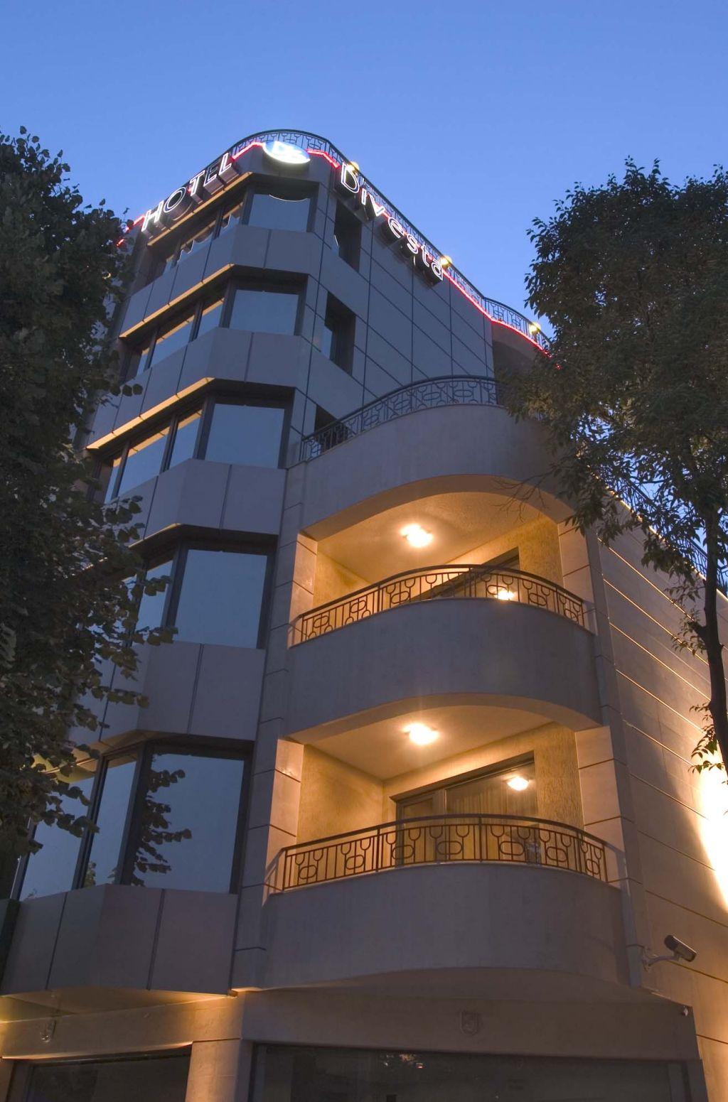 Divesta Hotel, Varna