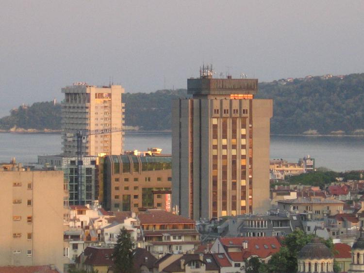 Cherno More Hotel, Varna