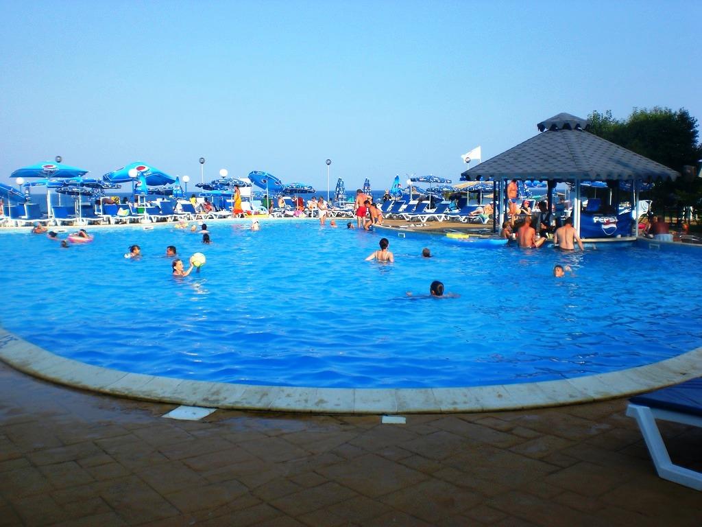 Luca Helios Beach Hotel, Obzor