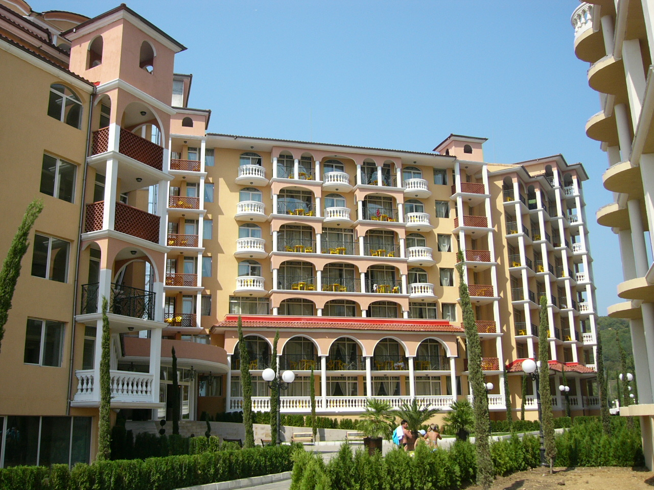 Atrium Beach Hotel, Elenite Holiday Village