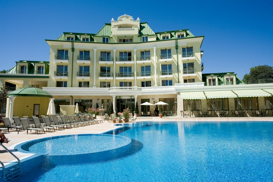 Spa Hotel Romance, St Constantine and Helena Resort