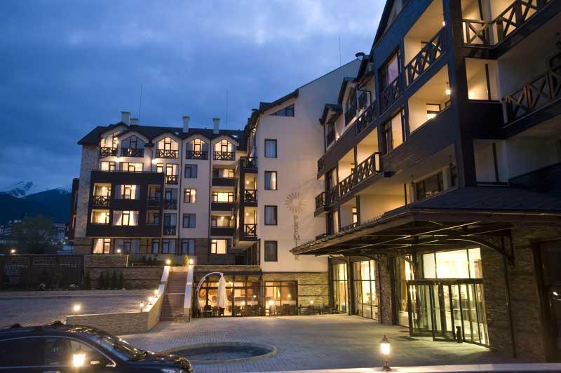 Premier Luxury Mountain Resort Hotel, Bansko Ski Resort