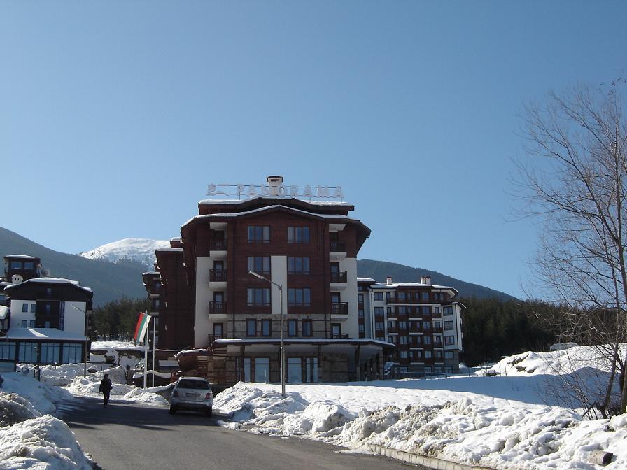 Panorama Resort Hotel, Bansko Ski Resort