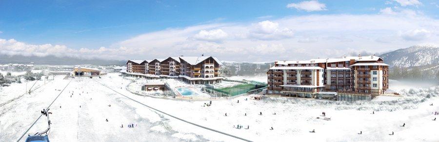 MPM Hotel Sport, Bansko Ski Resort
