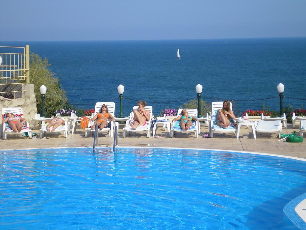 Ahilea Hotel, Balchik