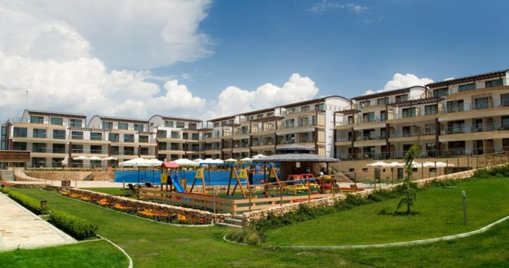 Topola Skies Golf & SPA Hotel, Balchik